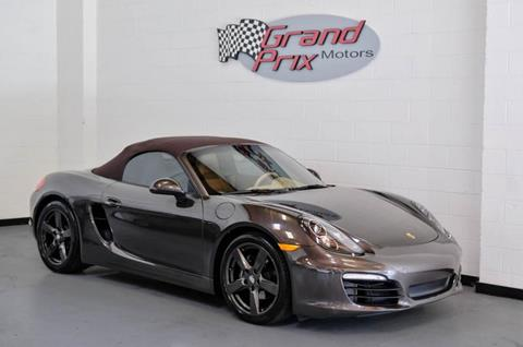 2015 Porsche Boxster for sale in Portland, OR