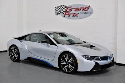 Used 2016 Bmw I8 For Sale In Ohio Carsforsale Com