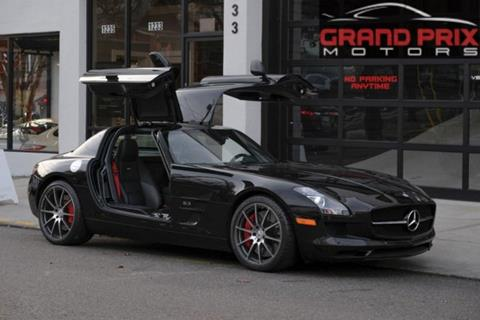 2013 Mercedes-Benz SLS AMG for sale in Portland, OR