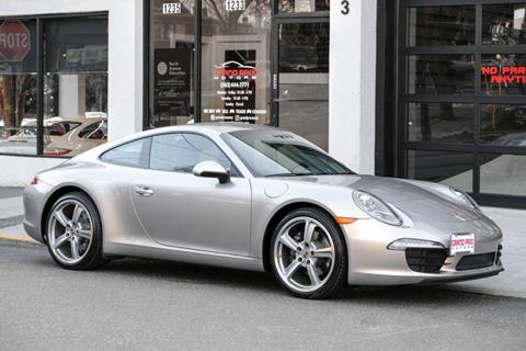 2013 Porsche 911 for sale in Portland, OR