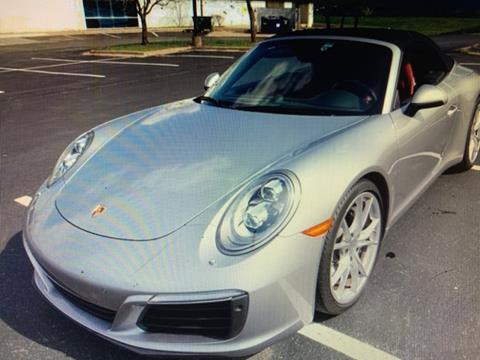 2017 Porsche 911 for sale in Portland, OR