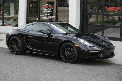 2017 Porsche 718 Cayman for sale in Portland, OR