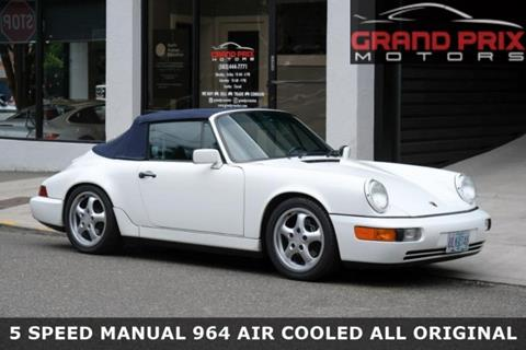 1990 Porsche 911 for sale in Portland, OR