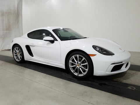2018 Porsche 718 Cayman for sale in Portland, OR