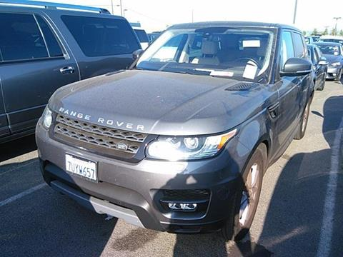 2016 Land Rover Range Rover Sport for sale in Portland, OR