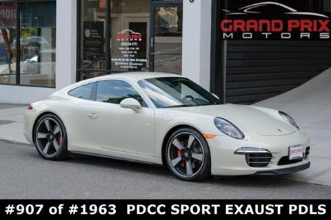 2014 Porsche 911 for sale in Portland, OR