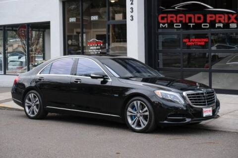 Mercedes Benz Portland >> Used Mercedes Benz S Class For Sale In Portland Or