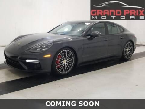 2017 Porsche Panamera Turbo for sale at GRAND PRIX MOTORS INC in Portland OR