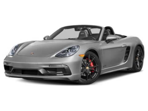 2018 Porsche 718 Boxster GTS for sale at GRAND PRIX MOTORS INC in Portland OR