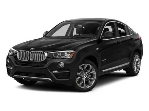 2016 BMW X4 xDrive28i for sale at GRAND PRIX MOTORS INC in Portland OR