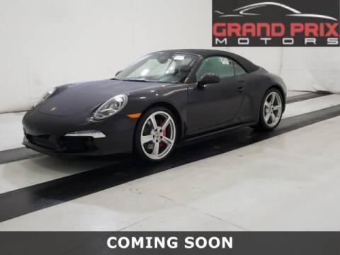 2014 Porsche 911 Carrera 4S for sale at GRAND PRIX MOTORS INC in Portland OR