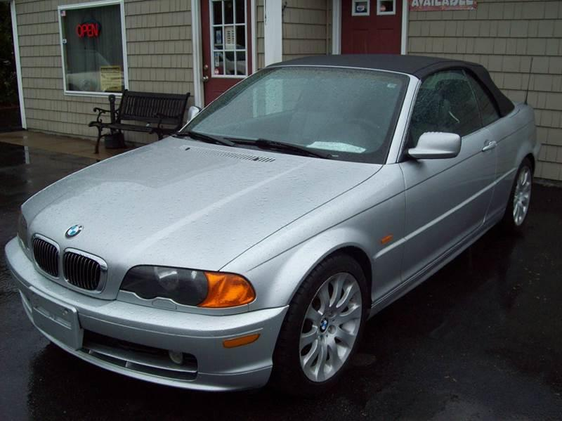 Bmw Series Ci Dr Convertible In Westport MA Tech Auto - 2001 bmw convertible