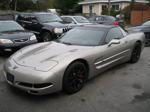2002 Chevrolet Corvette for sale in Westport, MA