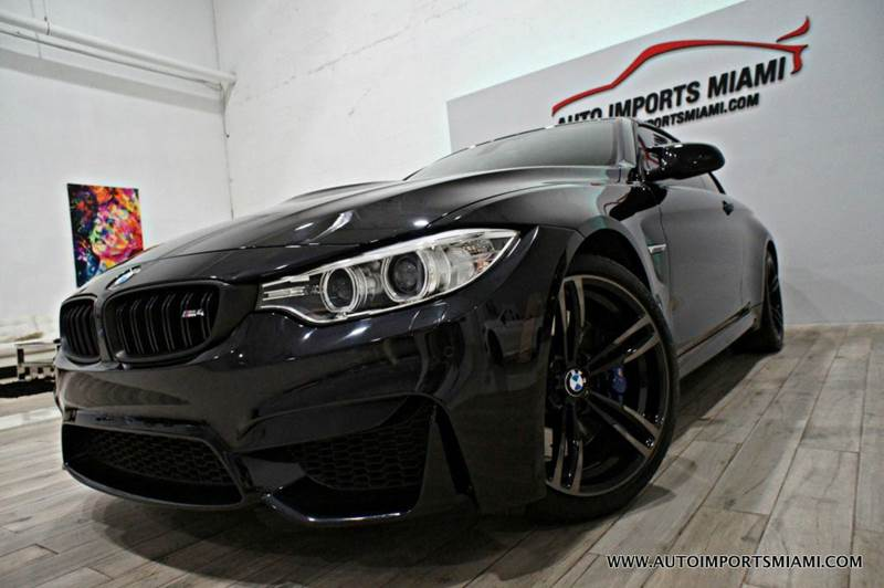 BMW M In Fort Lauderdale FL AUTO IMPORTS MIAMI - Bmw 2015 car