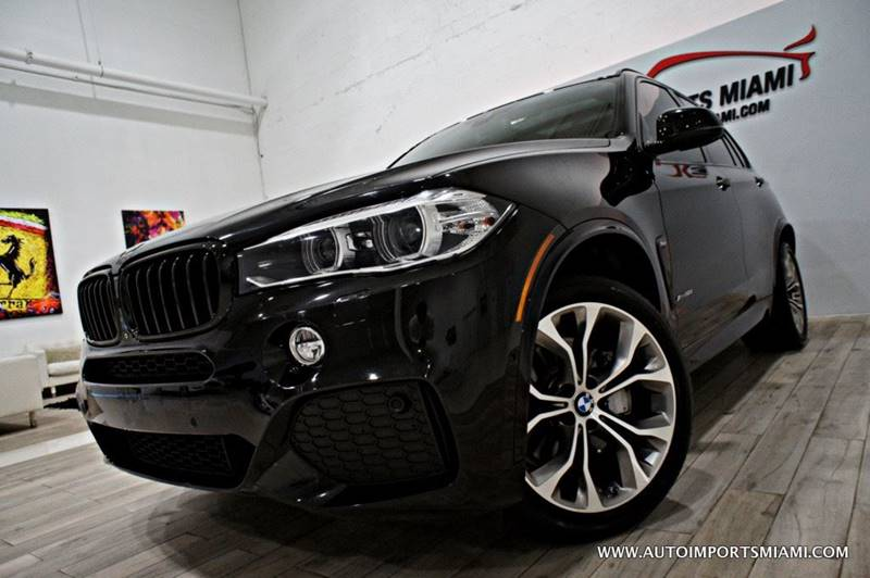 2014 BMW X5 For Sale At AUTO IMPORTS MIAMI In Fort Lauderdale FL