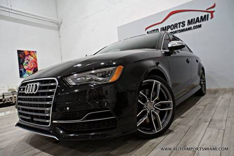 2015 Audi S3 for sale in Fort Lauderdale, FL