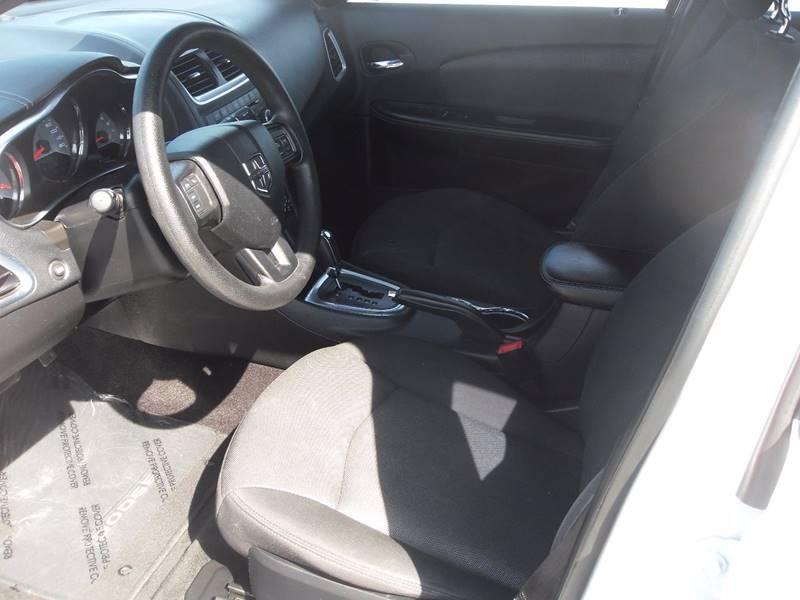 2013 Dodge Avenger SE V6 Fleet 4dr Sedan - Murray KY