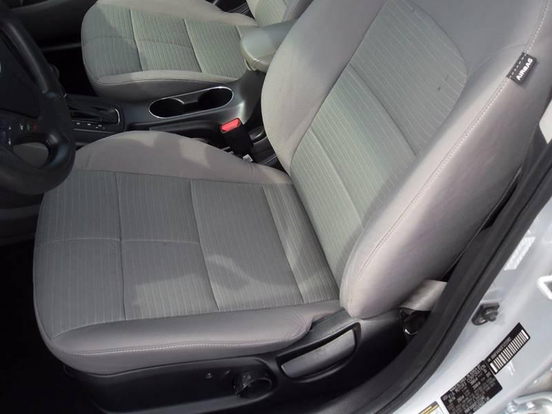 2015 Kia Forte LX 4dr Sedan 6A - Murray KY