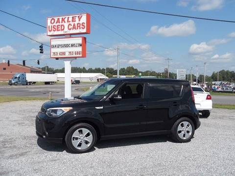 2015 Kia Soul for sale in Murray, KY
