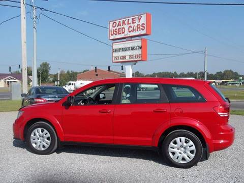 2014 Dodge Journey for sale in Murray, KY