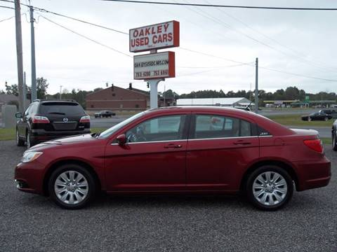 2013 Chrysler 200 for sale in Murray, KY