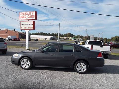 2010 Chevrolet Impala for sale in Murray, KY