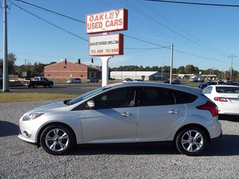 2014 Ford Focus & Used Cars Pickup Trucks Specials Murray KY 42071 - Oakleyu0027s Used Cars markmcfarlin.com