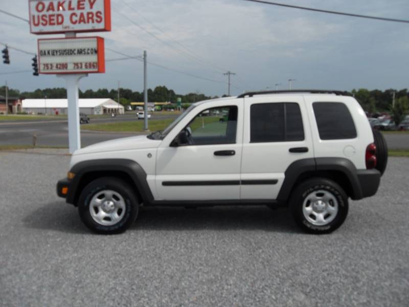 2006 Jeep Liberty Sport 4dr SUV 4WD   Murray KY
