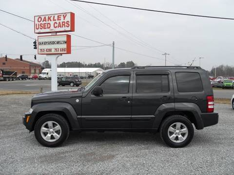2011 Jeep Liberty for sale in Murray, KY