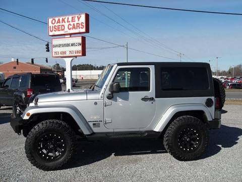 2011 Jeep Wrangler for sale in Murray, KY