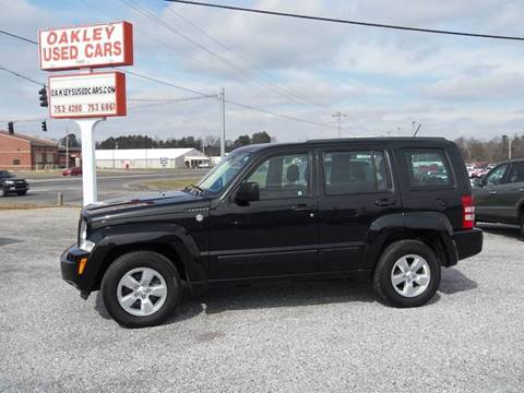 2012 Jeep Liberty for sale in Murray, KY