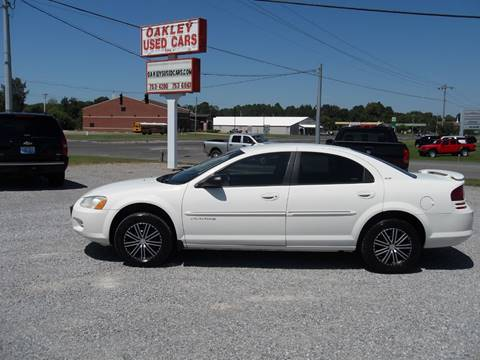 2001 Dodge Stratus for sale in Murray, KY