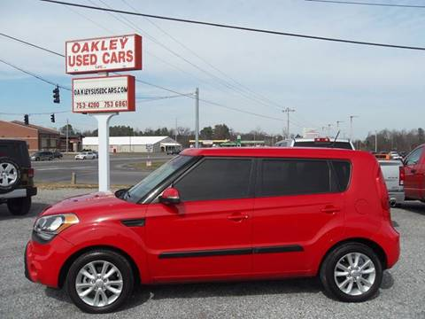 2012 Kia Soul for sale in Murray, KY
