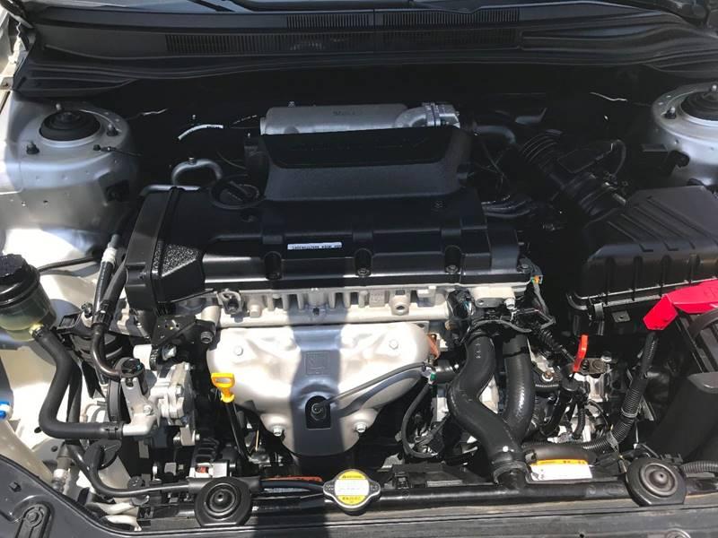 2008 Kia Spectra EX 4dr Sedan (2L I4 5M) - Glendora CA