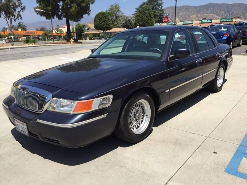 2001 Mercury Grand Marquis LS Premium 4dr Sedan - Glendora CA