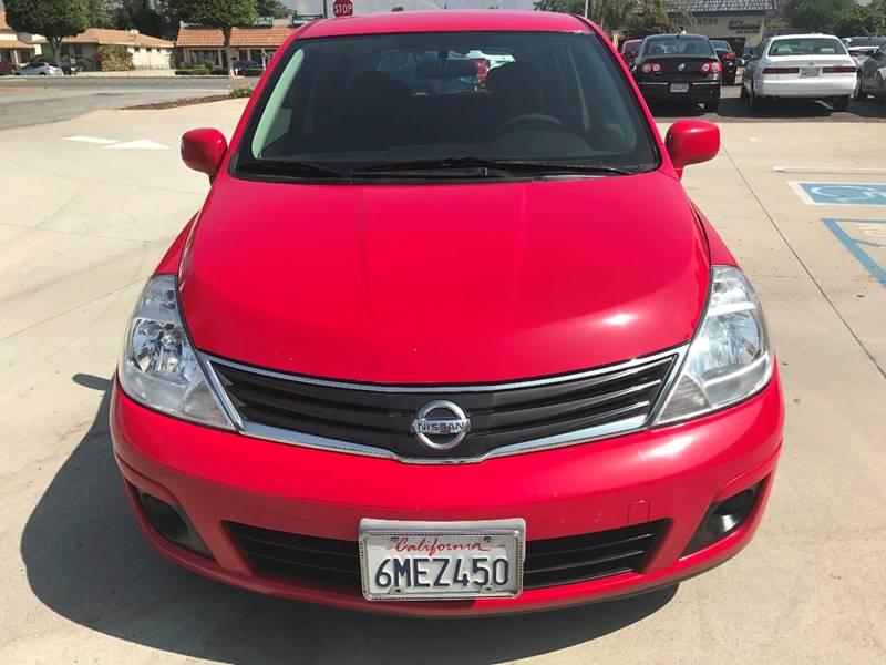 2010 Nissan Versa 1.8 S 4dr Hatchback 4A - Glendora CA