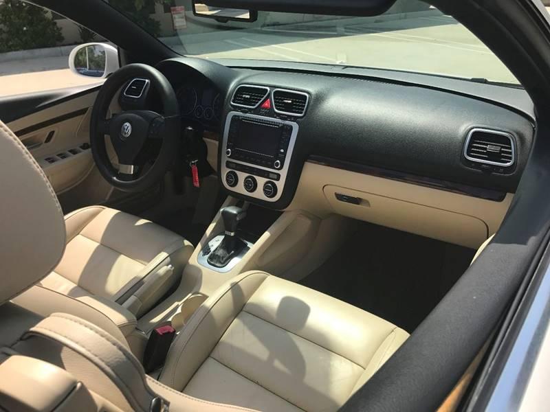 2007 Volkswagen Eos 2.0T 2dr Convertible (2L I4 6A) - Glendora CA