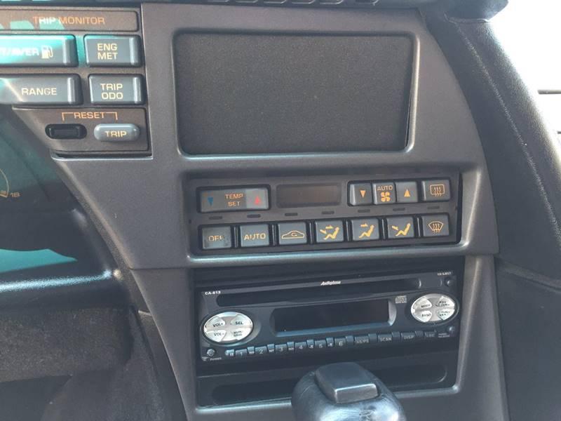 1990 Chevrolet Corvette 2dr Hatchback - Glendora CA