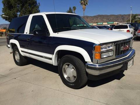 1994 GMC Yukon for sale in Glendora, CA