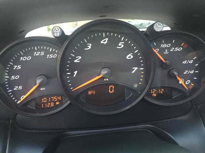 2000 Porsche Boxster Base 2dr Convertible - Glendora CA