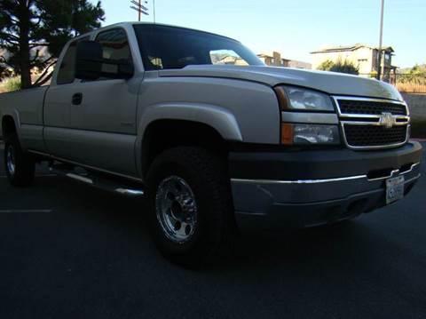 2007 Chevrolet Silverado 2500HD Classic for sale in Glendora, CA