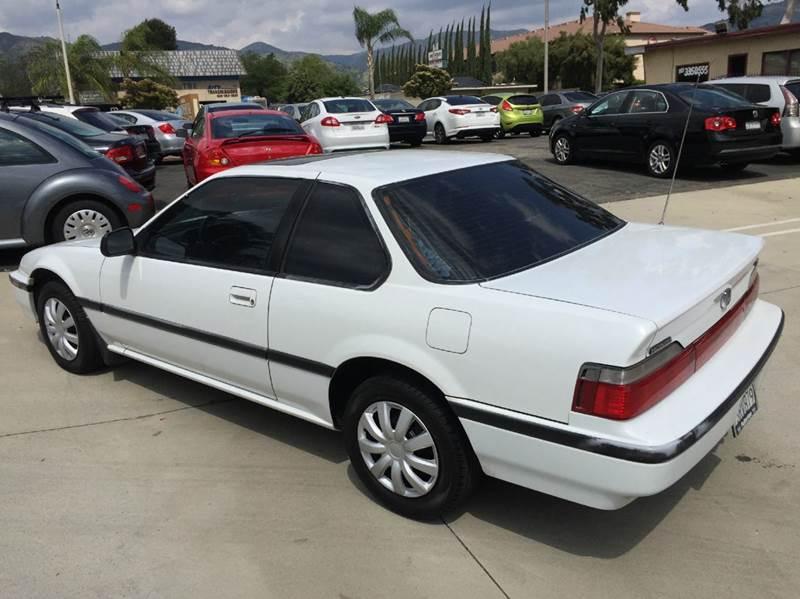 1990 Honda Prelude Si 2dr Coupe In Glendora Ca Glendora Motorcars