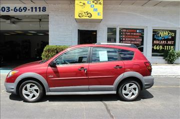 2004 Pontiac Vibe for sale in Hooksett, NH