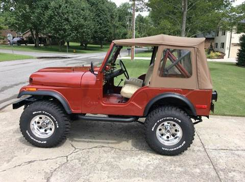 Jeep CJ-5 For Sale in Rapid City, SD - Carsforsale.com®