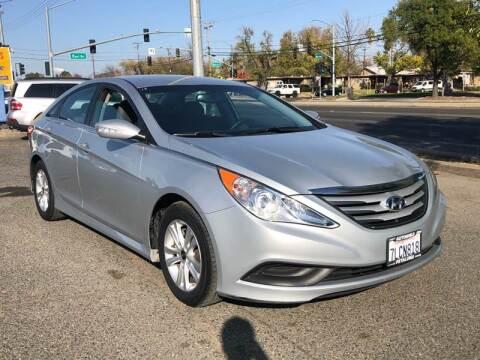 2014 Hyundai Sonata for sale at All Cars & Trucks in North Highlands CA