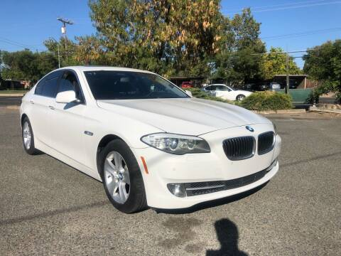 2013 BMW 5 Series for sale at All Cars & Trucks in North Highlands CA
