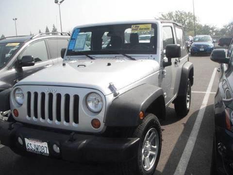 2011 Jeep Wrangler for sale in Escondido, CA