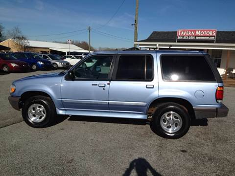 1997 Ford Explorer for sale in Laurens, SC