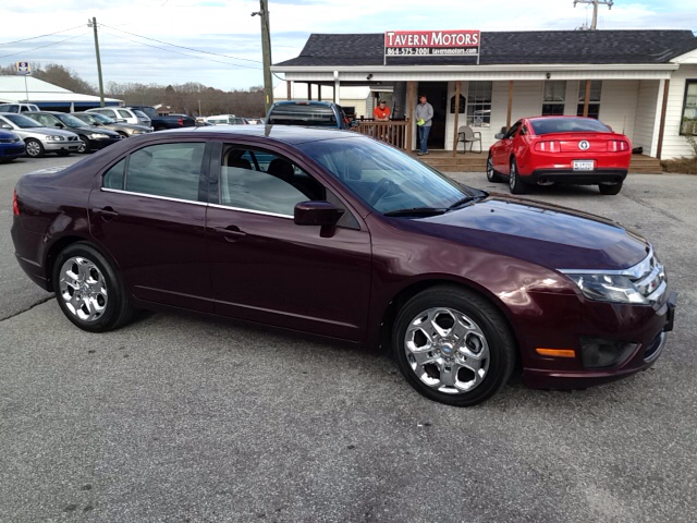 2011 ford fusion se 4dr sedan in laurens sc - tavern motors