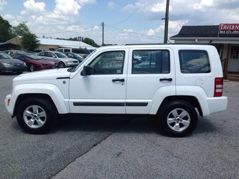 2012 Jeep Liberty for sale in Laurens, SC
